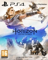 Horizon: Zero Dawn Limited Edition EU uncut (PS4)
