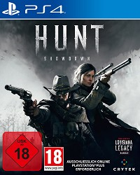 Hunt: Showdown für PS4, X1