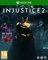 Injustice 2 D1 uncut Bonus Edition (Xbox One)