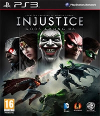Injustice: Götter unter uns (Gods Among Us) Ultimate Edition uncut (PS3)
