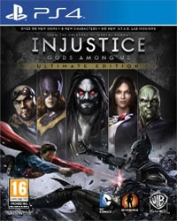 Injustice: Götter unter uns (Gods Among Us) Ultimate Edition uncut (PS4)