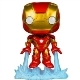 Iron Man POP! Vinyl Figur (10 cm) (Merchandise)