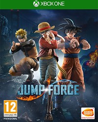 Jump Force inkl. Preorder Bonus (Xbox One)