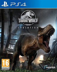 Jurassic World Evolution PEGI uncut Edition - Cover beschädigt (PS4)