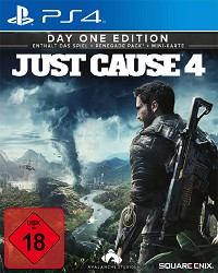 Just Cause 4 Day One USK Edition (PS4)