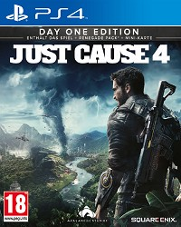 Just Cause 4 uncut Day One Edition (PS4)