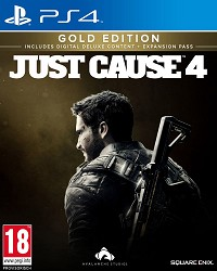 Just Cause 4 Gold Edition uncut (PS4)