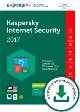 Kaspersky Internet Security 2017 (1 PC / MAC / 1 Jahr) inkl. Android Schutz (PC Download)