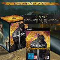Kingdom Come: Deliverance Royal Collectors uncut Edition (PC)