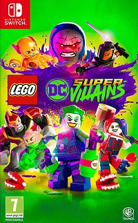 LEGO DC Super Villains (Nintendo Switch)