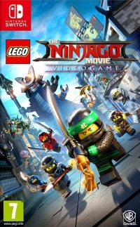 LEGO Ninjago Movie The Videogame (Nintendo Switch)