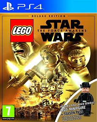 LEGO Star Wars The Force Awakens (Deluxe Edition) + LEGO Figur (PS4)