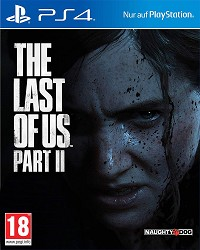 Last of Us: Part 2 EU uncut (PS4)