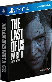 Last of Us: Part 2 Special Edition uncut (PS4)