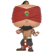 Lee Sin League of Legends POP! Vinyl Figur (10 cm) (Merchandise)