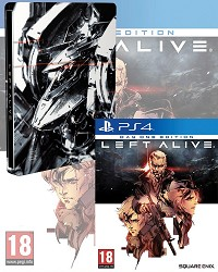 Left Alive Day 1 STEELBOOK Edition (PS4)