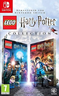 Lego Harry Potter HD Collection (Nintendo Switch)