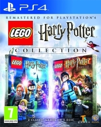 Lego Harry Potter HD Collection (Remastered) (PS4)