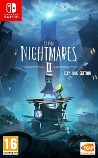 Little Nightmares 2 Limited Day 1 Bonus Edition (Nintendo Switch)