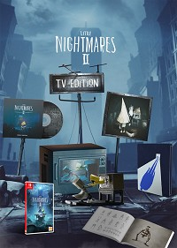 Little Nightmares 2 TV Collectors Edition (Nintendo Switch)