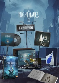 Little Nightmares 2 TV Collectors Edition (PC)