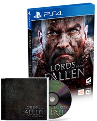 Lords of the Fallen Limited Edition uncut inkl. 3 DLCs (PS4)