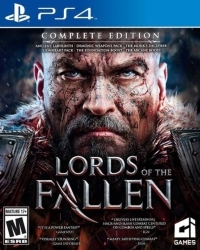 Lords of the Fallen Complete uncut Edition (PS4)