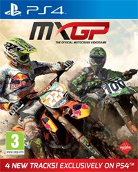 MX GP - The Offical Motocross Game (PS4)