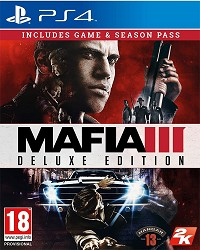 Mafia 3 Deluxe Limited Edition uncut inkl. 10 Boni (PS4)
