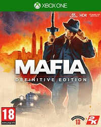 Mafia: Definitive Bonus uncut (Xbox One)