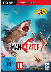 Maneater Limited - Tiger Hai Evolution Edition uncut (PC)