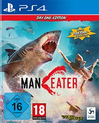 Maneater Limited - Tiger Hai Evolution Edition uncut (PS4)