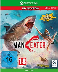 Maneater Limited - Tiger Hai Evolution Edition uncut (Xbox One)
