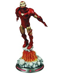 Marvel Select Iron Man Actionfigur
