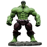 Marvel Select The Incredible Hulk Actionfigur (25 cm) (Merchandise)