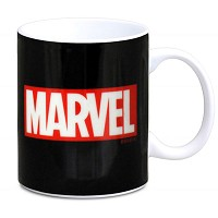 Marvel Tasse Box Logo (Merchandise)