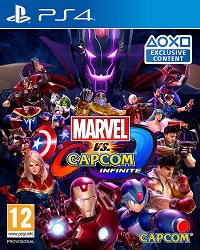Marvel vs. Capcom Infinite inkl. Bonus DLC (PS4)