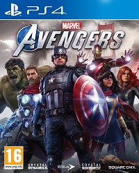 Marvels Avengers (Standard Edition) (PS4)