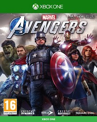 Marvels Avengers Bonus Edition + Aufnäher Set (Xbox One)
