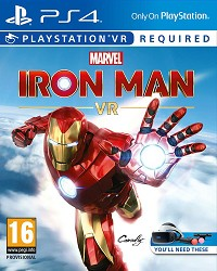 Marvels Iron Man VR für PS4