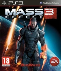 Mass Effect 3 uncut (PS3)