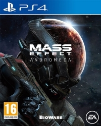Mass Effect: Andromeda AT uncut (PS4)