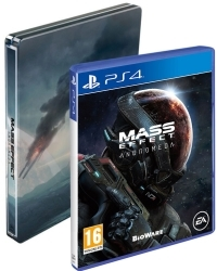 Mass Effect: Andromeda Limited Edition AT uncut inkl. 3 Bonus DLCs (PS4)