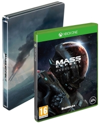 Mass Effect: Andromeda Limited Edition AT uncut inkl. 3 Bonus DLCs (Xbox One)