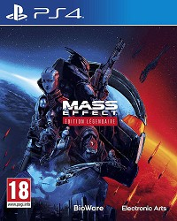 Mass Effect (Legendary Edition) (PS4)