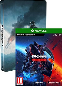 Mass Effect (Legendary Edition) + Andromeda Sammler Steelbook (Xbox One)