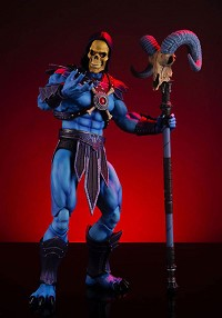 Masters of the Universe Skeletor Figur 1:16 (30 cm) (Merchandise)
