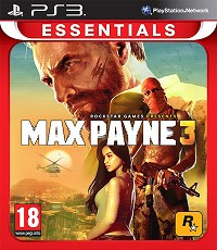 Max Payne 3 essentials uncut (PS3)