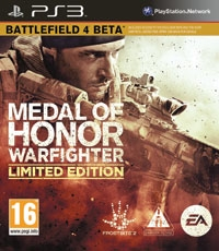 Medal of Honor 2: Warfighter Edition uncut - Cover beschädigt (PS3)