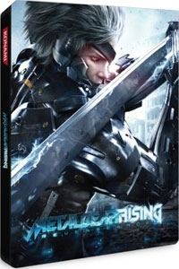 Metal Gear Rising: Revengeance Limited Steelbook Edition uncut inkl Bonus DLC (PS3)